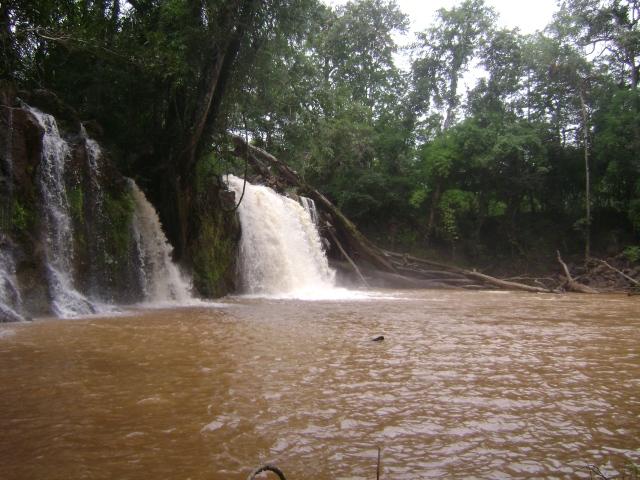laeng bu prah water fall